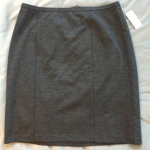 Coldwater Creek Pencil Ponte Skirt